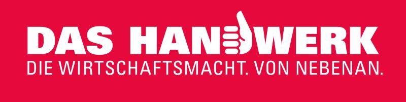 Logo Kampagne Das Handwerk